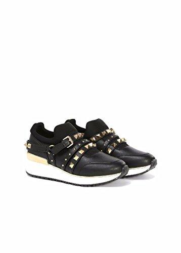 Liu Noir Femmes S67195P0303 Sneakers jo THTFzZ