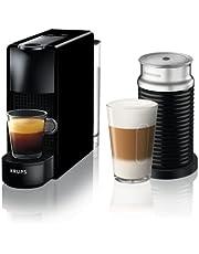 Krups Nespresso Essenza Mini & Aeroccino XN1118 koffiecupmachine - Met automische melkopschuimer - 19 bar - Snelle opwarming in 25 sec.