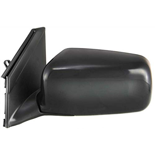 - New Front Left Driver Side Power Mirror For 2002-2005 Mitsubishi Lancer Manual Folding, Es Model, Sedan, Paintable MI1320112