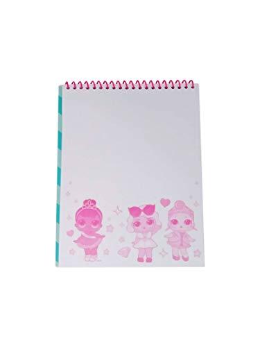 LOL Surprise Spiral Notebook LOL Surprise Composition Book LOL Stationary Set by L.O.L. Surprise! (Image #2)