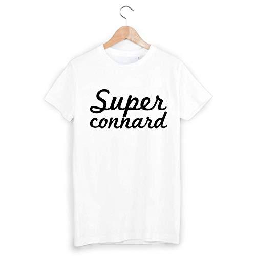 Maglia T-Shirt Trefoil Adidas CW0710 colore bianco logo nero Listino € 27,95 Abbigliamento per lo sport