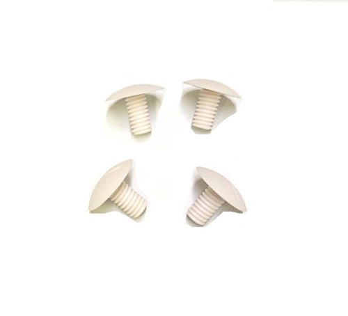 Pool Cleaners & Vacuums 4 Pack Wheel Screw Replacement For Polaris Pool Cleaners 180 280 C55 C-55