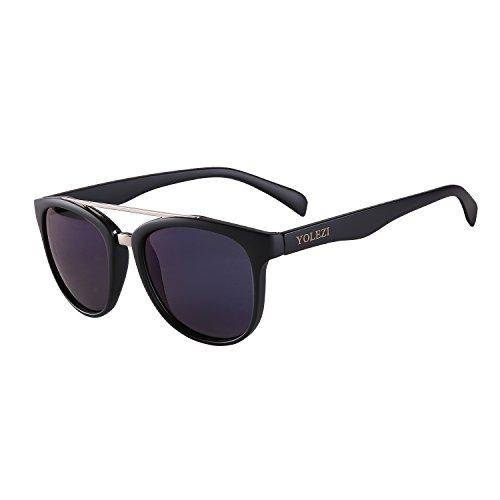 338f71c583dbb Men s Women Polarized Sunglasses Retro Fashion 80s UV Protection Sun Glasses