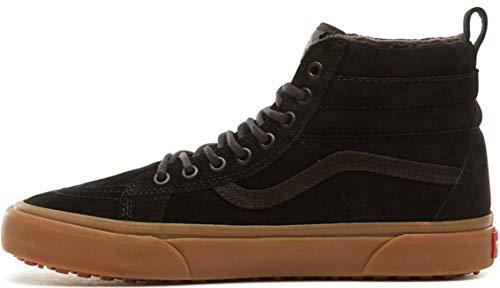 Sneakers Mte Hautes hi Mixte Vans Sk8 mte gum Black Adulte awf4nqt