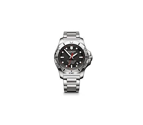 Victorinox I.N.O.X. Professional Diver Black Dial Mens Watch 241781