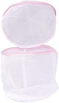 Laundry Wash Bags Zippered Mesh Foldable Lingerie Bra Socks Underwear Washing Machine Clothes Protective Net 120X150mm