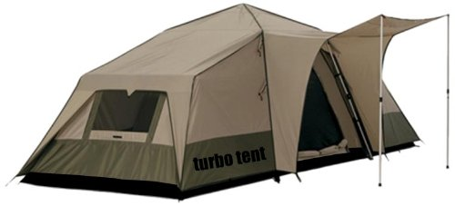 BlackPine- 14 x 10 6-Person Pine Crest Turbo Tent, Outdoor Stuffs