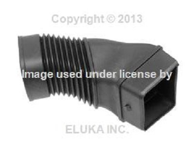 BMW Genuine Air Duct - Air Filter Housing to Radiator Air Duct for 323Ci 323i 328Ci 328i E46