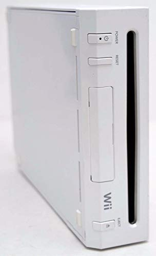 Replacement White Nintendo Wii Console - No Cables Or Accessories