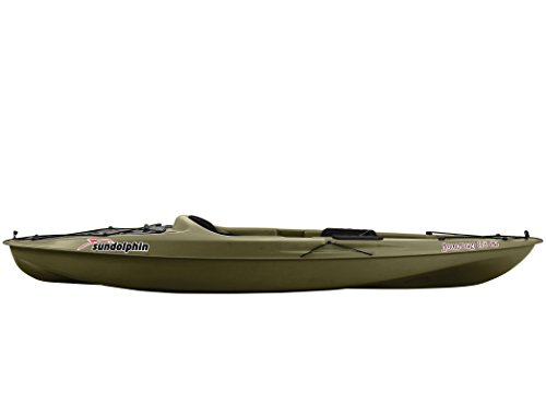 SUNDOLPHIN Sun Dolphin Journey 10-Foot Sit-on-top Fishing Kayak
