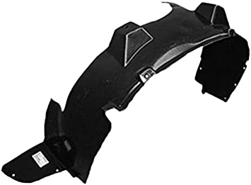 OE Replacement Chevrolet Aveo Front Driver Side Fender Splash Shield Partslink Number GM1250127