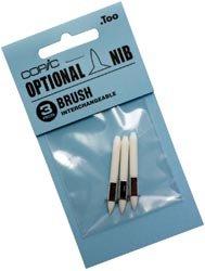 Bulk Buy: Copic Original Brush Nibs 3/Pkg (5-Pack) by Copic