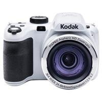 Kodak AZ361-WH PIXPRO Astro Zoom 16 MP Digital Camera with 36X Opitcal Zoom and 3' LCD Screen (White)