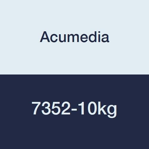 Acumedia 7352-10kg 7352 10kg Skim Milk with Shelf Life of 24 Months, 15'' Height, 20'' Wide, 16'' Length by Acumedia