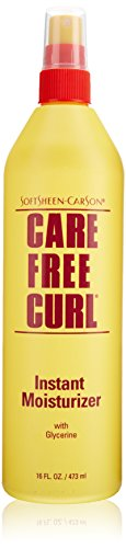SoftSheen-Carson Care Free Curl Instant Moisturizer with Glycerine, 16 fl oz