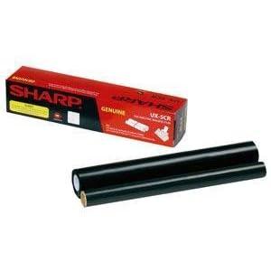 Sharp UX5CR Thermal Transfer Refill Ribbon, Black