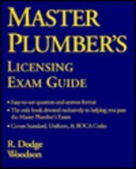 Master Plumber's Licensing Exam Guide