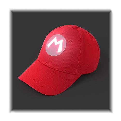(Landisun Light up Hat Cosplay Hat Costume Cap)