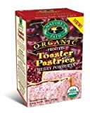 Frosted Cherry Pomgranet Toaster Pastry (Pack of 6)