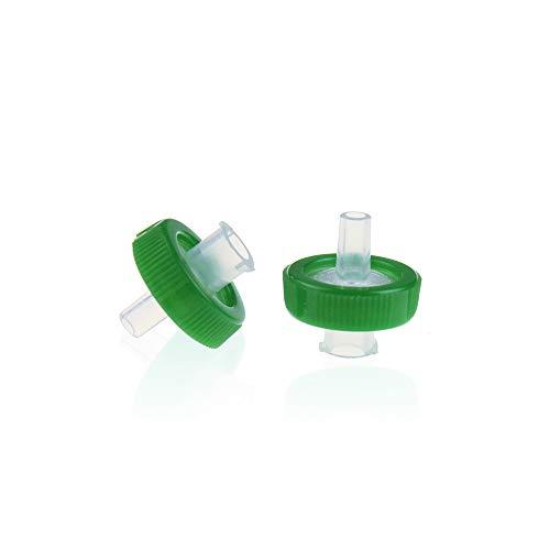 ALWSCI Syringe Filters PES 13mm Diameter 0.45um Pore Size Non Sterile Pack of 10 pcs