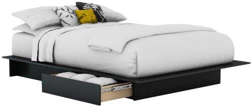 south-shore-furniture-step-one-collection-storage-platform-bed-black