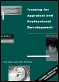 Book Training for Appraisal and Professional Development Cassell Practical Handbooks