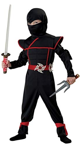California Costumes Toys Stealth Ninja, Small