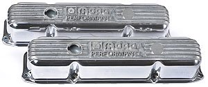 Mopar Genuine P5007616 Polished Cast Aluminum Valve Cover