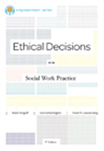 Brooks/Cole Empowerment Series: Ethical Decisions for Social Work Practice (Ethics & Legal Issues)
