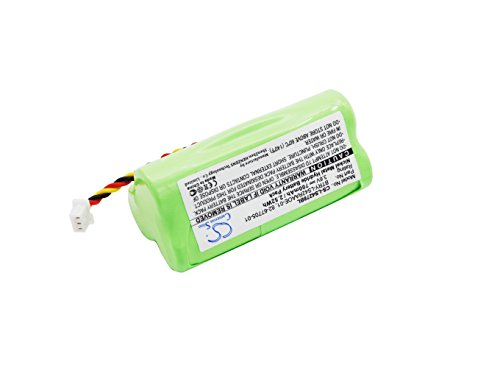 Cameron sino 700mAh Ni-MH Rechargeable Battery BTRY-LS42RAAOE-01, 82-67705-01 Replacement For Motorola Symbol LS4278 LS4278-M Barcode Scanner With Tools Kit - Cameron Metal