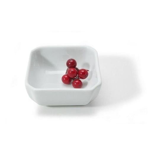 Minis Square Bowl with Indent Corners [Set of 12]