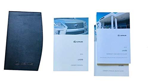 2014 Lexus LX570 LX 570 Owners Manual 14
