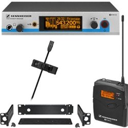 - Sennheiser ew 512 G3 Wireless Lavalier Microphone System UHF Evolution G3 500 Series 516-558 MHz