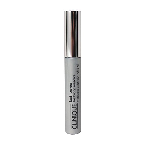 2 Clinique Lash Power Lenghtening Mascara - # 01 Black Onyx - 5.5ml/0.21oz (Lot of 2) by Clinique
