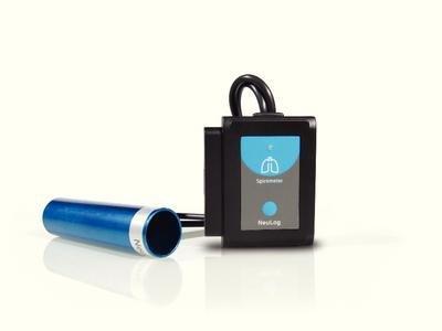 NUL-216 - NeuLog Spirometer Logger Sensor - NeuLog Spirometer Logger Sensor - Each