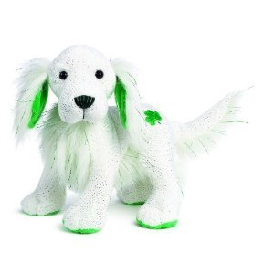 Webkinz Virtual Pet Plush - St. Pat's Setter 2 Free Webkinz Stickers Sheets with Secret Codes That Includes an Exclusive Online Gift for Your Webkinz Pet!
