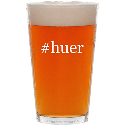 Price comparison product image #huer - 16oz Hashtag Pint Beer Glass
