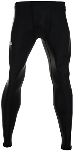 488a55cdd2624 Compression Pants - Men's Tights Base Layer Leggings - Best for Running/  Workout S