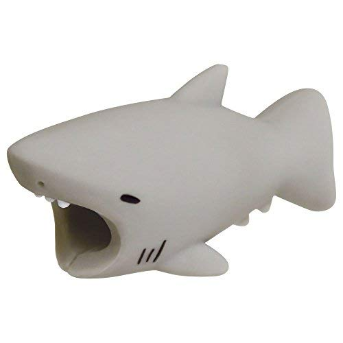 Dreams CABLE BITE Iphone Phone Accessory Protects Cable Accessory (Shark)