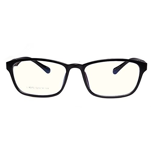 Men Glasses Working 1 Lens Frame Eyewear Vintage Frames Clear Square ...