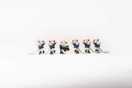 (NHL Montreal Canadiens Table Top Hockey Game Players Team Pack)