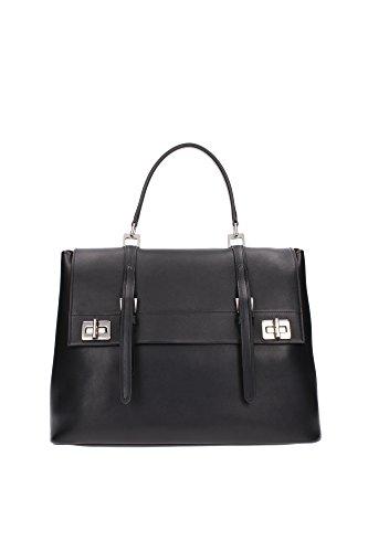 BN2790NERO Prada Hand Bags Women Leather Black