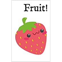 Fruit!: A Bilingual English-Danish Picture Dictionary