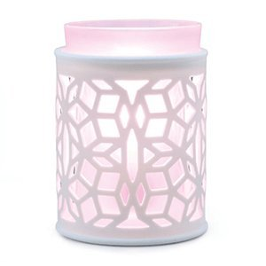 NEW Scentsy Warmer - Darling with Purple sleeve by Scentsy