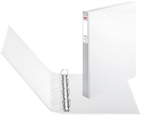 Herlitz 11152535 Anillo libro maX. file protect, 4 anillas de ...