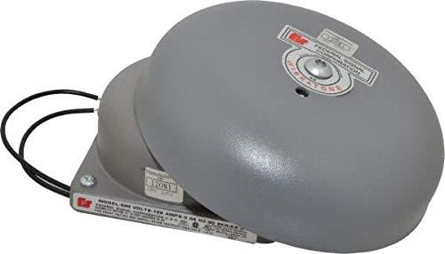 Federal Signal- 6 Inch Diameter, 120 Volt Bell
