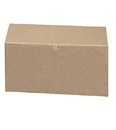 Amazon Boxes Gift 100 Kraft 10 L X 5 W X 4 D Cardboard Vase