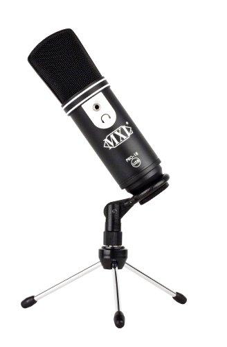 MXL USB Recording Microphone - Black by MXL Mics (Image #1)
