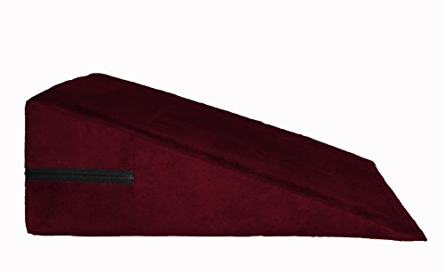 Microsuede Bed Wedge Replacement Cover (12