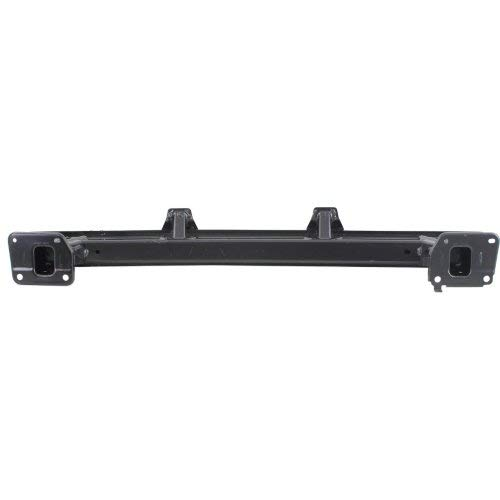 Ford Bumper Rear Focus (Garage-Pro Rear Bumper Reinforcement for FORD FOCUS 2012-2018 Black Steel Sedan)